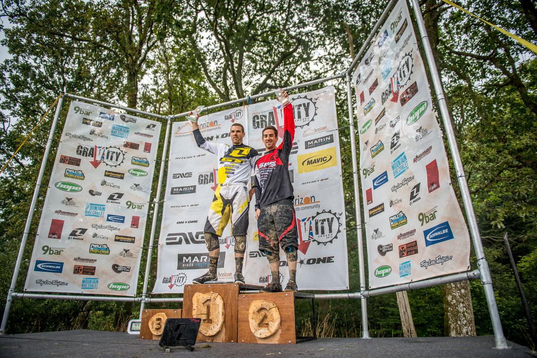 Блог компании Триал-Спорт: GT: победа и байк-чек Дэна Афертона на UK Gravity Enduro - Dyfi Forest