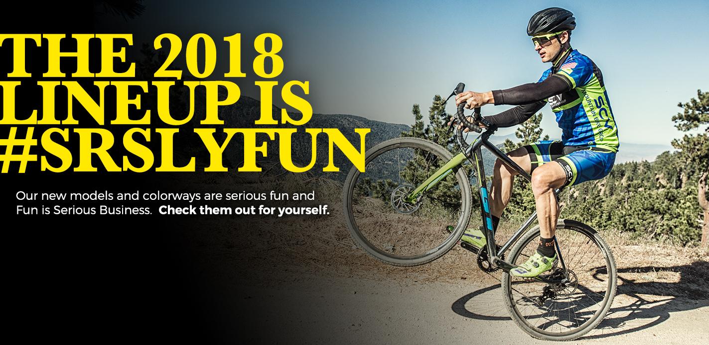 2018 GT Bikes