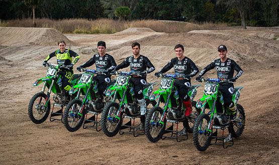 SGB Moto team